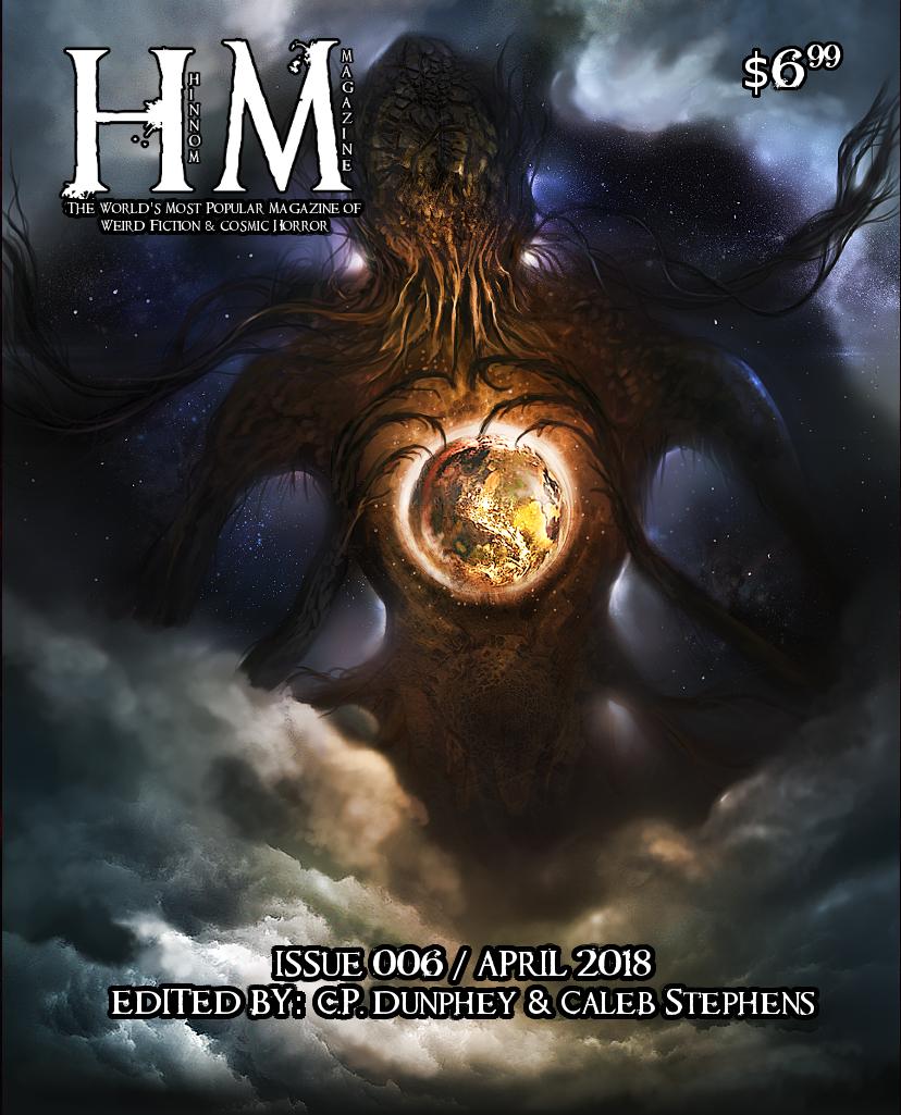 Hinnom 006 Preview Cover