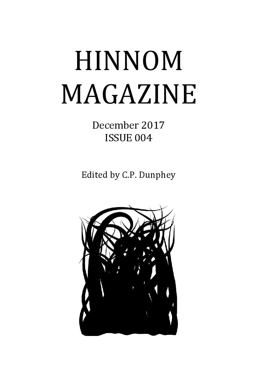 Hinnom Magazine 004 Manuscript Print-page-001